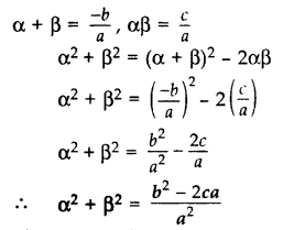 Important Questions for Class 10 Maths Chapter 2 Polynomials 1