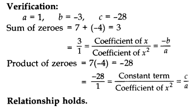 Important Questions for Class 10 Maths Chapter 2 Polynomials 14