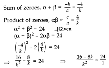 Important Questions for Class 10 Maths Chapter 2 Polynomials 23