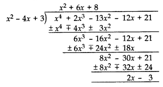 Important Questions for Class 10 Maths Chapter 2 Polynomials 9