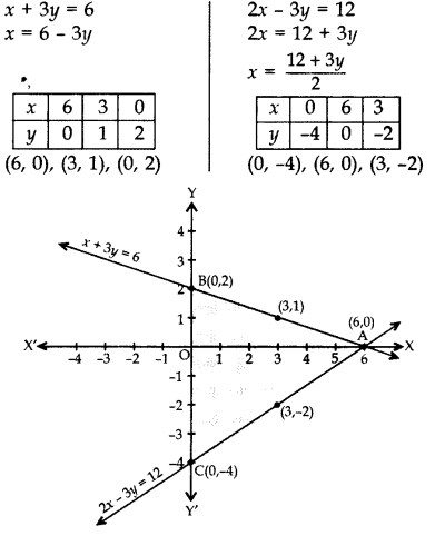 Important Questions for Class 10 Maths Chapter 3 Pair of Linear Equations in Two Variables 27