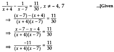 Important Questions for Class 10 Maths Chapter 4 Quadratic Equations 23