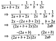 Important Questions for Class 10 Maths Chapter 4 Quadratic Equations 32