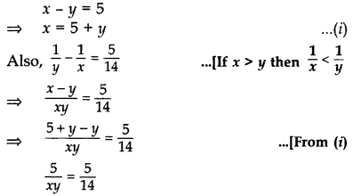 Important Questions for Class 10 Maths Chapter 4 Quadratic Equations 37