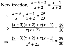 Important Questions for Class 10 Maths Chapter 4 Quadratic Equations 38