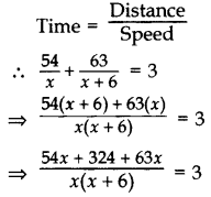 Important Questions for Class 10 Maths Chapter 4 Quadratic Equations 42