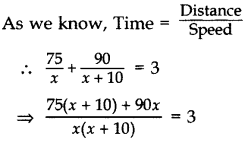Important Questions for Class 10 Maths Chapter 4 Quadratic Equations 43
