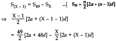 Important Questions for Class 10 Maths Chapter 5 Arithmetic Progressions 30