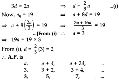 Important Questions for Class 10 Maths Chapter 5 Arithmetic Progressions 6