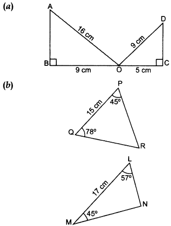 Important Questions for Class 10 Maths Chapter 6 Triangles 42
