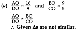 Important Questions for Class 10 Maths Chapter 6 Triangles 43