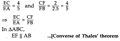 Important Questions for Class 10 Maths Chapter 6 Triangles 67