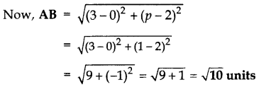 Important Questions for Class 10 Maths Chapter 7 Coordinate Geometry 19