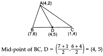 Important Questions for Class 10 Maths Chapter 7 Coordinate Geometry 40