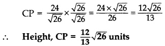Important Questions for Class 10 Maths Chapter 7 Coordinate Geometry 56