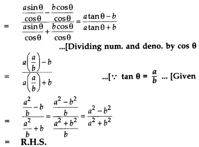Important Questions for Class 10 Maths Chapter 8 Introduction to Trigonometry 31