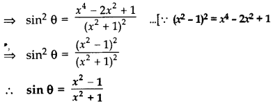 Important Questions for Class 10 Maths Chapter 8 Introduction to Trigonometry 54