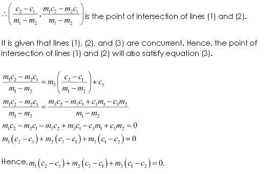 Class 11 Maths NCERT Solutions Chapter 10 Straight Lines Miscellaneous Exercise A10.2