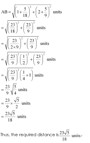 Class 11 Maths NCERT Solutions Chapter 10 Straight Lines Miscellaneous Exercise A15.2