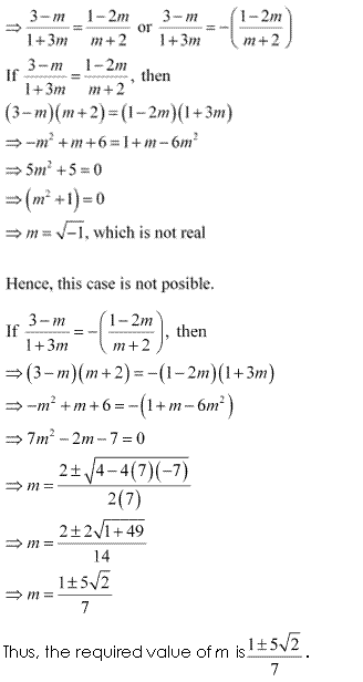 Class 11 Maths NCERT Solutions Chapter 10 Straight Lines Miscellaneous Exercise A19.2