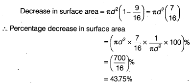 NCERT Class 9 Maths Solutions Chapter 13 Surface Areas and Volumes Ex 13.9 A3.1