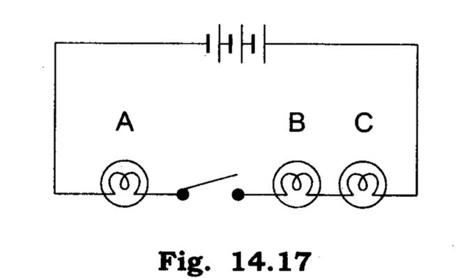 NCERT Solutions Class 7 Science Chapter 14 Electric Current and its Effects Q13