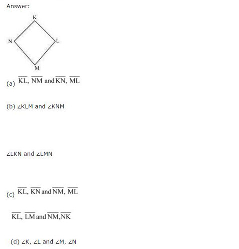 NCERT Solutions For Class 6 Maths Basic Geometrical Ideas Exercise 4.5 Q2