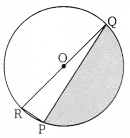 NCERT Solutions for Class 10 Maths Chapter 12 Areas Related to Circles Ex 12.3 Q1
