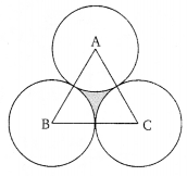 NCERT Solutions for Class 10 Maths Chapter 12 Areas Related to Circles Ex 12.3 Q10