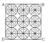 NCERT Solutions for Class 10 Maths Chapter 12 Areas Related to Circles Ex 12.3 Q11