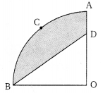 NCERT Solutions for Class 10 Maths Chapter 12 Areas Related to Circles Ex 12.3 Q12