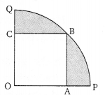 NCERT Solutions for Class 10 Maths Chapter 12 Areas Related to Circles Ex 12.3 Q13