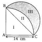 NCERT Solutions for Class 10 Maths Chapter 12 Areas Related to Circles Ex 12.3 Q15