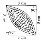 NCERT Solutions for Class 10 Maths Chapter 12 Areas Related to Circles Ex 12.3 Q16