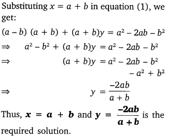 NCERT Solutions for Class 10 Maths Chapter 3 Pair of Linear Equations in Two Variables Ex 3.7 Q12