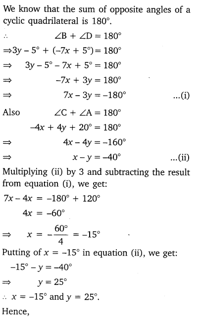 NCERT Solutions for Class 10 Maths Chapter 3 Pair of Linear Equations in Two Variables Ex 3.7 Q14