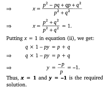 NCERT Solutions for Class 10 Maths Chapter 3 Pair of Linear Equations in Two Variables Ex 3.7 Q7