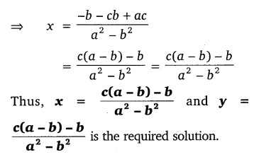 NCERT Solutions for Class 10 Maths Chapter 3 Pair of Linear Equations in Two Variables Ex 3.7 Q9