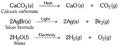 NCERT Solutions for Class 10 Science Chapter 1 Chemical Reactions and Equations Chapter End Questions Q12