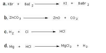 NCERT Solutions for Class 10 Science Chapter 1 Chemical Reactions and Equations Q8