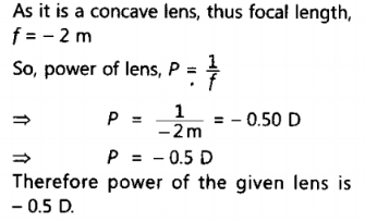 NCERT Solutions for Class 10 Science Chapter 10 Light Reflection and Refraction Page 184 Q3