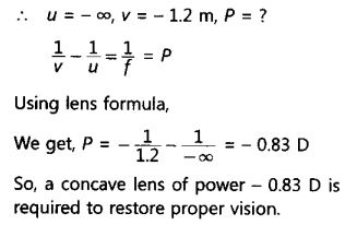 NCERT Solutions for Class 10 Science Chapter 11 Human Eye and Colourful World Page 190 Q2