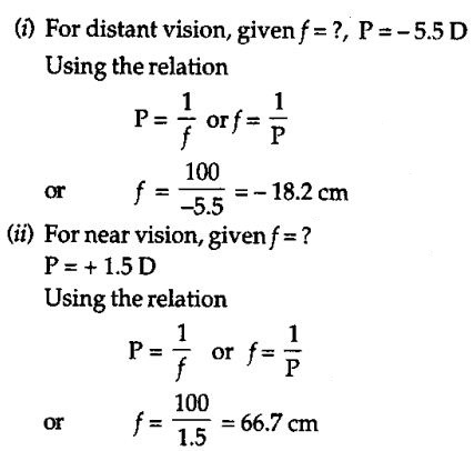 NCERT Solutions for Class 10 Science Chapter 11 Human Eye and Colourful World Page 197 Q5