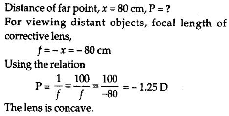 NCERT Solutions for Class 10 Science Chapter 11 Human Eye and Colourful World Page 197 Q6