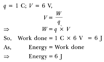 NCERT Solutions for Class 10 Science Chapter 12 Electricity Page 202 Q3