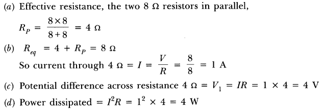 NCERT Solutions for Class 10 Science Chapter 12 Electricity Text Book Questions LAQ Q2.1
