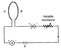 NCERT Solutions for Class 10 Science Chapter 13 Magnetic Effects of Electric Current MCQs Q5