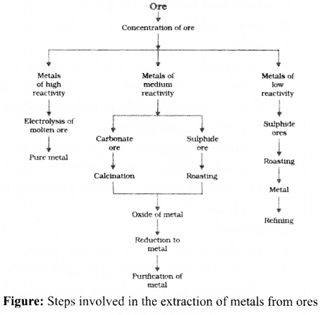 NCERT Solutions for Class 10 Science Chapter 3 Metals and Non-metals Mind Map 2