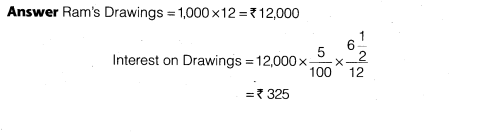 NCERT Solutions for Class 12 Accountancy Chapter 2 Accounting for Partnership Basic Concepts Do it Yourself 2 Q2