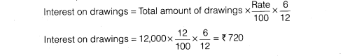 NCERT Solutions for Class 12 Accountancy Chapter 2 Accounting for Partnership Basic Concepts LAQ Q4.5